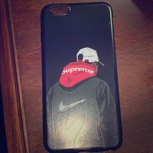 Nike x Supreme IPhone 6s Plus phone case